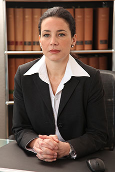 Rechtsanwältin Judith Möhler